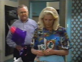 Harold Bishop, Madge Bishop in Neighbours Episode 2794