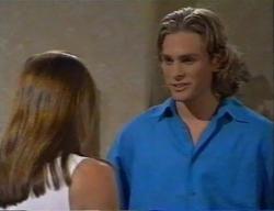Anne Wilkinson, Justin Black in Neighbours Episode 2795
