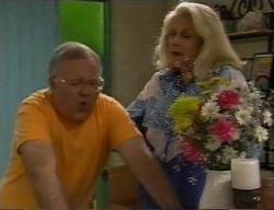 Harold Bishop, Madge Bishop in Neighbours Episode 2795