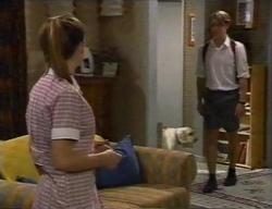 Anne Wilkinson, Billy Kennedy in Neighbours Episode 2795