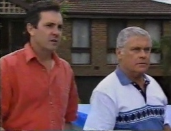 Karl Kennedy, Lou Carpenter in Neighbours Episode 2796