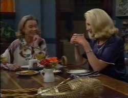 Helen Daniels, Madge Bishop in Neighbours Episode 2796