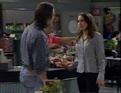 Darren Stark, Libby Kennedy in Neighbours Episode 2797