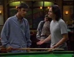 Malcolm Kennedy, Darren Stark in Neighbours Episode 2797