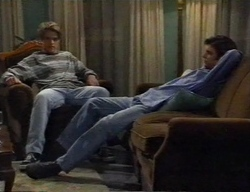 Billy Kennedy, Malcolm Kennedy in Neighbours Episode 2798
