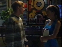 Billy Kennedy, Anne Wilkinson in Neighbours Episode 2798