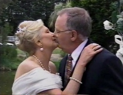 Madge Bishop, Harold Bishop in Neighbours Episode 2798