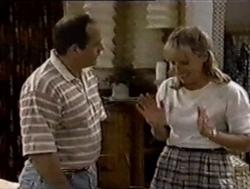 Philip Martin, Ruth Wilkinson in Neighbours Episode 2799