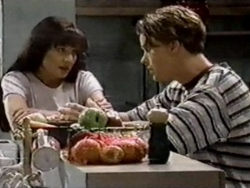 Susan Kennedy, Billy Kennedy in Neighbours Episode 2800