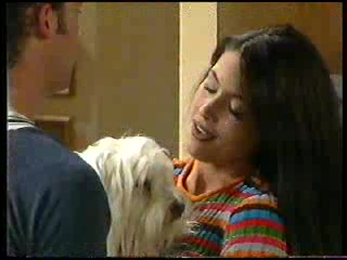 Ben Atkins, Bob, Sarah Beaumont in Neighbours Episode 2906