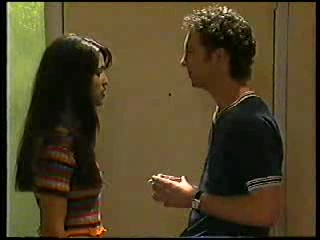 Sarah Beaumont, Ben Atkins in Neighbours Episode 2906