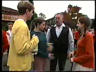 Lance Wilkinson, Anne Wilkinson, Harold Bishop, Hannah Martin in Neighbours Episode 2906