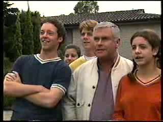 Ben Atkins, Anne Wilkinson, Lance Wilkinson, Lou Carpenter, Hannah Martin in Neighbours Episode 2906