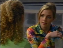 Jacinta Myers, Amy Greenwood in Neighbours Episode 2968