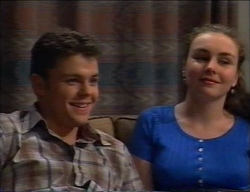 Michael Martin, Debbie Martin in Neighbours Episode 2968