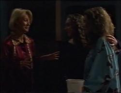 Rosemary Daniels, Debbie Martin, Hannah Martin in Neighbours Episode 2968