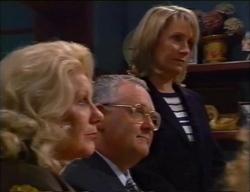 Madge Bishop, Harold Bishop, Ruth Wilkinson in Neighbours Episode 2968
