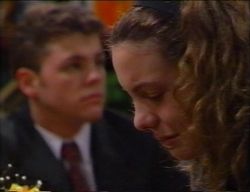 Michael Martin, Hannah Martin in Neighbours Episode 2968