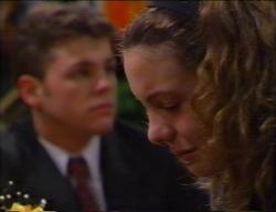 Michael Martin, Hannah Martin in Neighbours Episode 2968