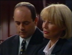 Philip Martin, Rosemary Daniels in Neighbours Episode 2968