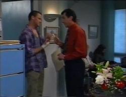 Mr. Baxter, Karl Kennedy in Neighbours Episode 2969