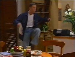 Ben Atkins in Neighbours Episode 2969