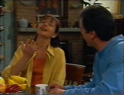 Susan Kennedy, Karl Kennedy in Neighbours Episode 2970
