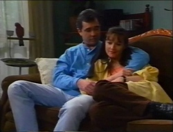 Dahl, Karl Kennedy, Susan Kennedy in Neighbours Episode 2970