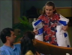 Karl Kennedy, Susan Kennedy, Toadie Rebecchi in Neighbours Episode 2970