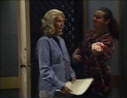 Madge Bishop, Toadie Rebecchi in Neighbours Episode 2971