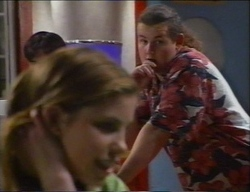 Anne Wilkinson, Toadie Rebecchi in Neighbours Episode 2971