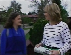 Caitlin Atkins, Ruth Wilkinson in Neighbours Episode 2971