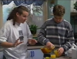 Toadie Rebecchi, Billy Kennedy in Neighbours Episode 2971
