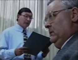 Marcel Schmidt, Harold Bishop in Neighbours Episode 2971