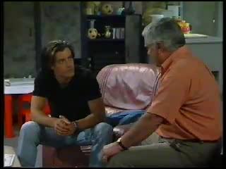 Drew Kirk, Lou Carpenter in Neighbours Episode 3044