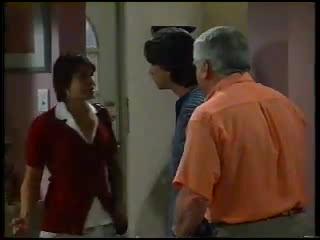 Shannon Jones, Darren Stark, Lou Carpenter in Neighbours Episode 3044