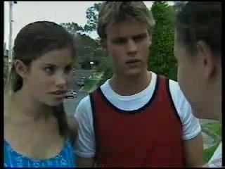 Anne Wilkinson, Billy Kennedy, Hannah Martin in Neighbours Episode 3044