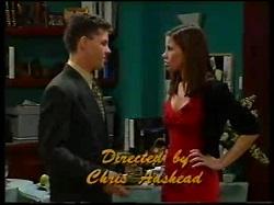Michael Martin, Anne Wilkinson in Neighbours Episode 3110