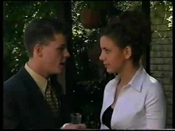 Michael Martin, Hannah Martin in Neighbours Episode 3110