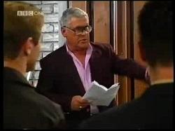 Lance Wilkinson, Lou Carpenter, Michael Martin in Neighbours Episode 3110