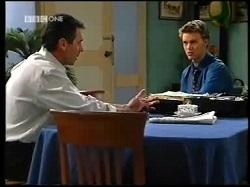 Karl Kennedy, Billy Kennedy in Neighbours Episode 3110