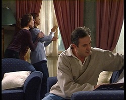 Libby Kennedy, Susan Kennedy, Karl Kennedy in Neighbours Episode 3419