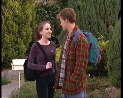 Libby Kennedy, Billy Kennedy in Neighbours Episode 3419