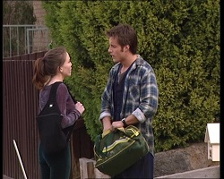 Libby Kennedy, Drew Kirk in Neighbours Episode 3419