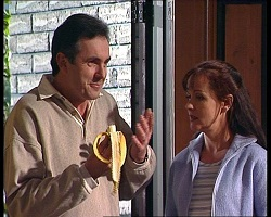 Karl Kennedy, Susan Kennedy in Neighbours Episode 3419