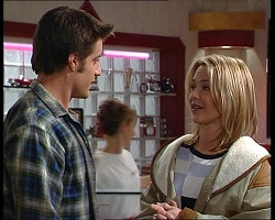Drew Kirk, Steph Scully in Neighbours Episode 3419