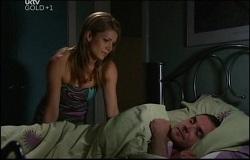 Izzy Hoyland, Karl Kennedy in Neighbours Episode 4691