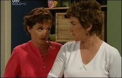 Susan Kennedy, Lyn Scully in Neighbours Episode 4691
