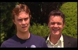 Robert Robinson, Paul Robinson in Neighbours Episode 4978