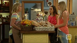 Lauren Turner, Imogen Willis, Amber Turner in Neighbours Episode 7071